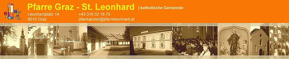 Pfarre Graz - St. Leonhard